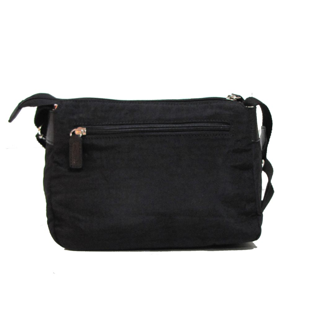 Spirit Travel Bags Black Nylon Style 1651