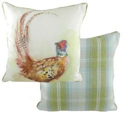 Pheasant Wildlife cushion