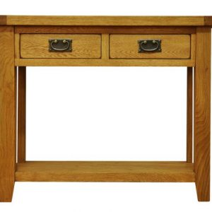 STamford Oak Console Table