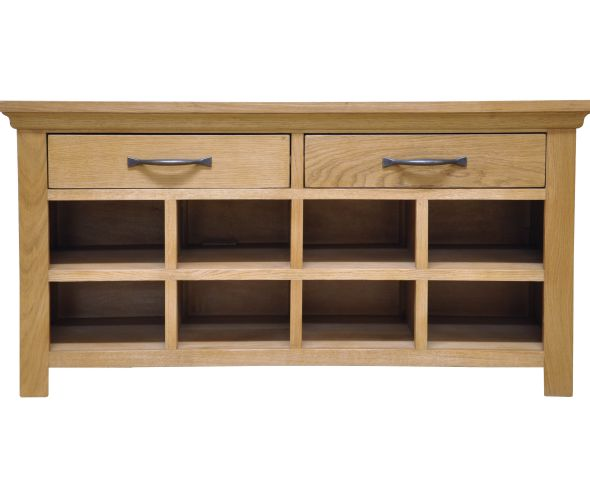 Oak Hall Bench Unit from TwentyTwo Home & Giftware Carlisle