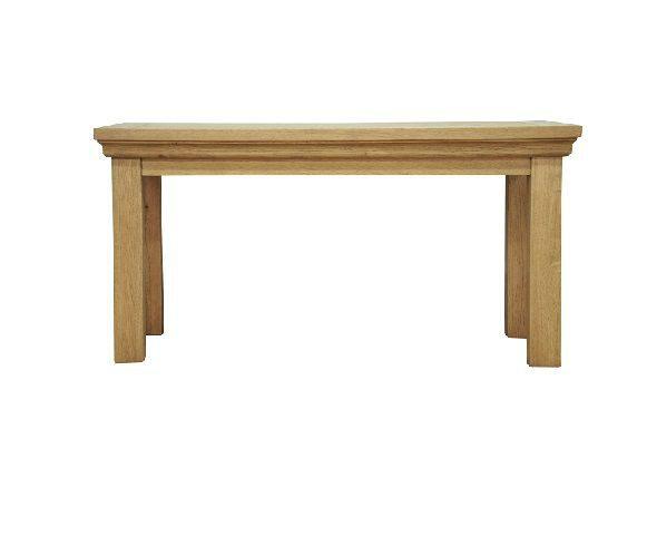 small oak coffee table from Twentytwo home & giftware carlisle