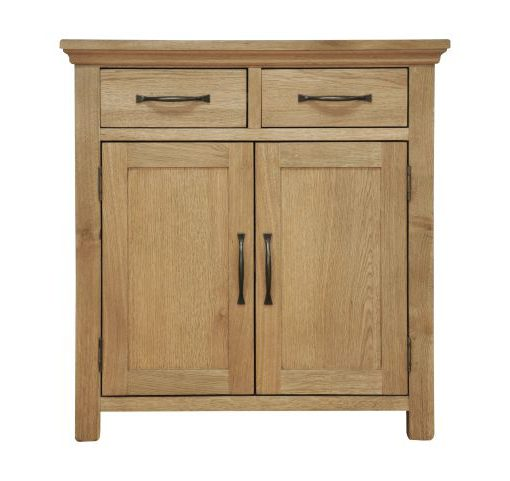 Oak 2 Drawer Cupboard from TwentyTwo Home & Giftware Carlisle Cumbria