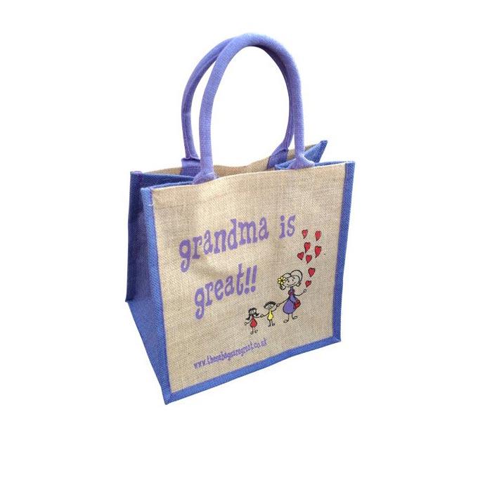 Grandma is great good bag