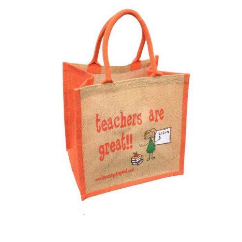 teachers are great bag