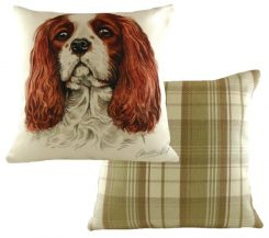 King Charles Cushion