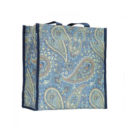 signare tapestry shopper bag