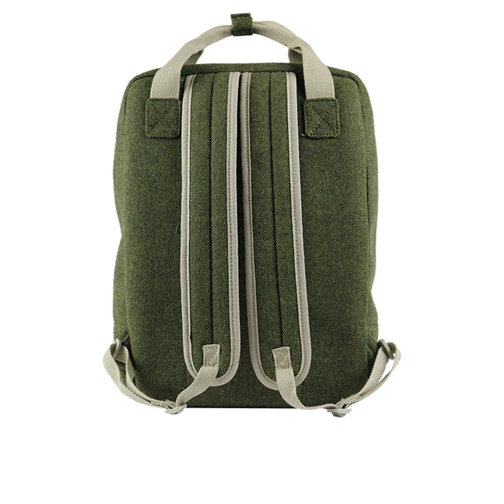 tweed rucksack