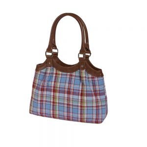 the quintessential Cambridge bags Brodie tartan check
