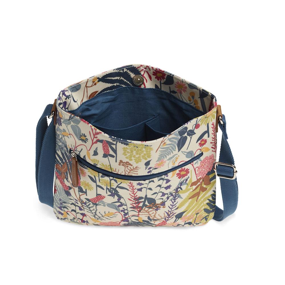 e66968fbef Quintessential Crossbody Bag - New Wild Flower Design