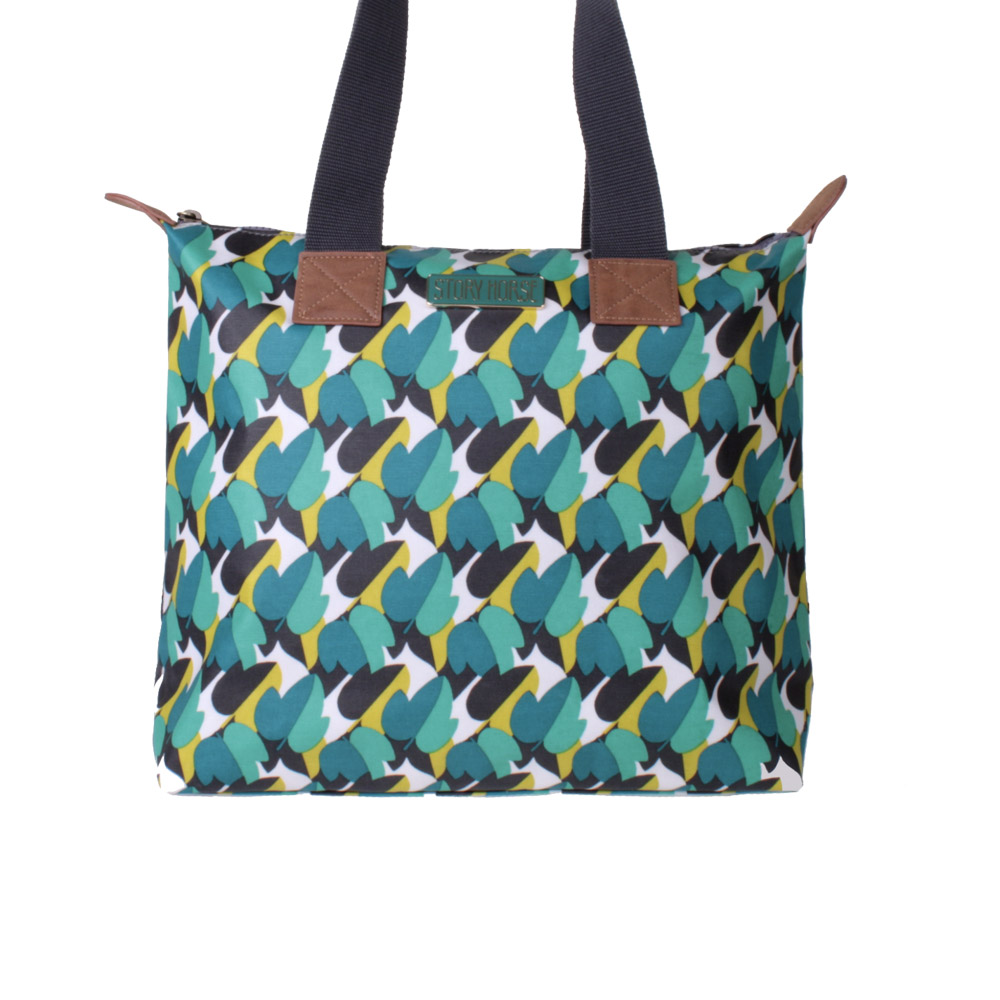 story horse breezy day tote bag