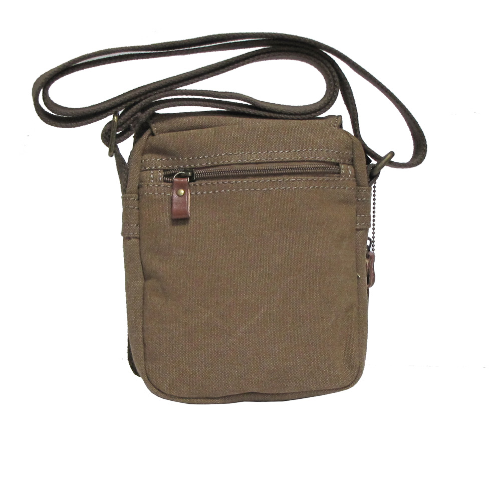 Troop London canvas bags