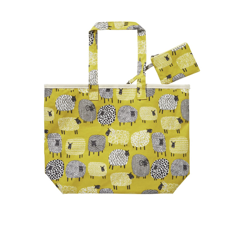 Ulster Weavers dotty sheep bag