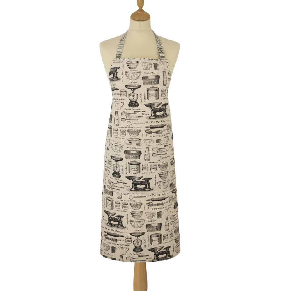 Ulster weavers baking apron