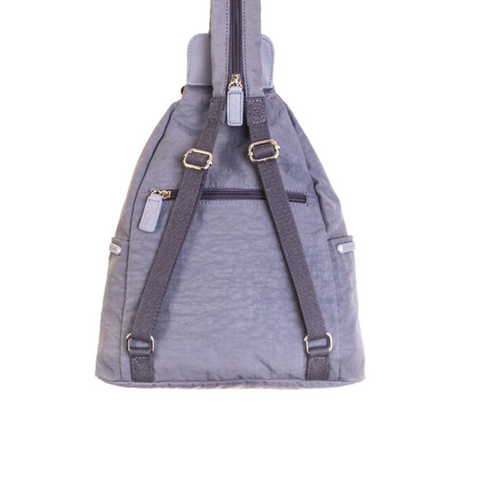 Spirit backpack in blue jean colour