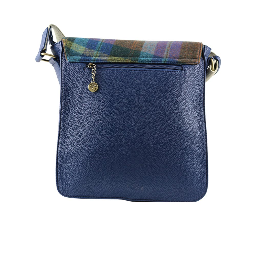 house-of-tweed-messenger-bag-blue-check-rear