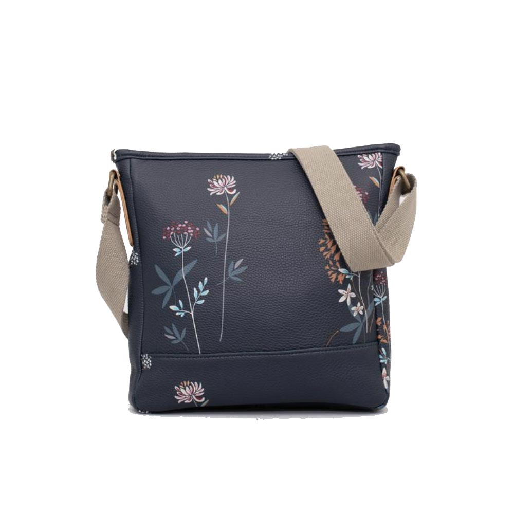 Brakeburn Crossbody bag floral design