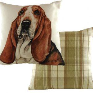 Bassett Hound Dog Waggy Dogz