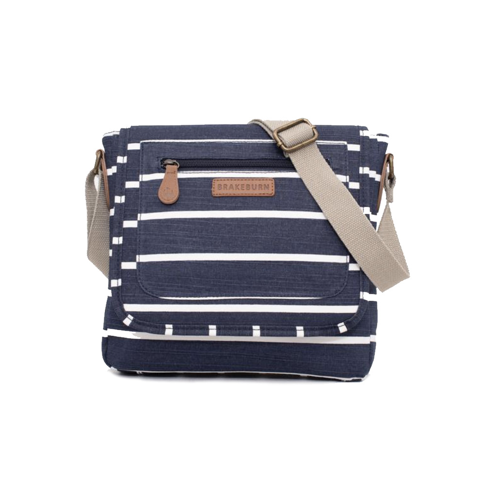 Brakeburn Stripe crossbody bag