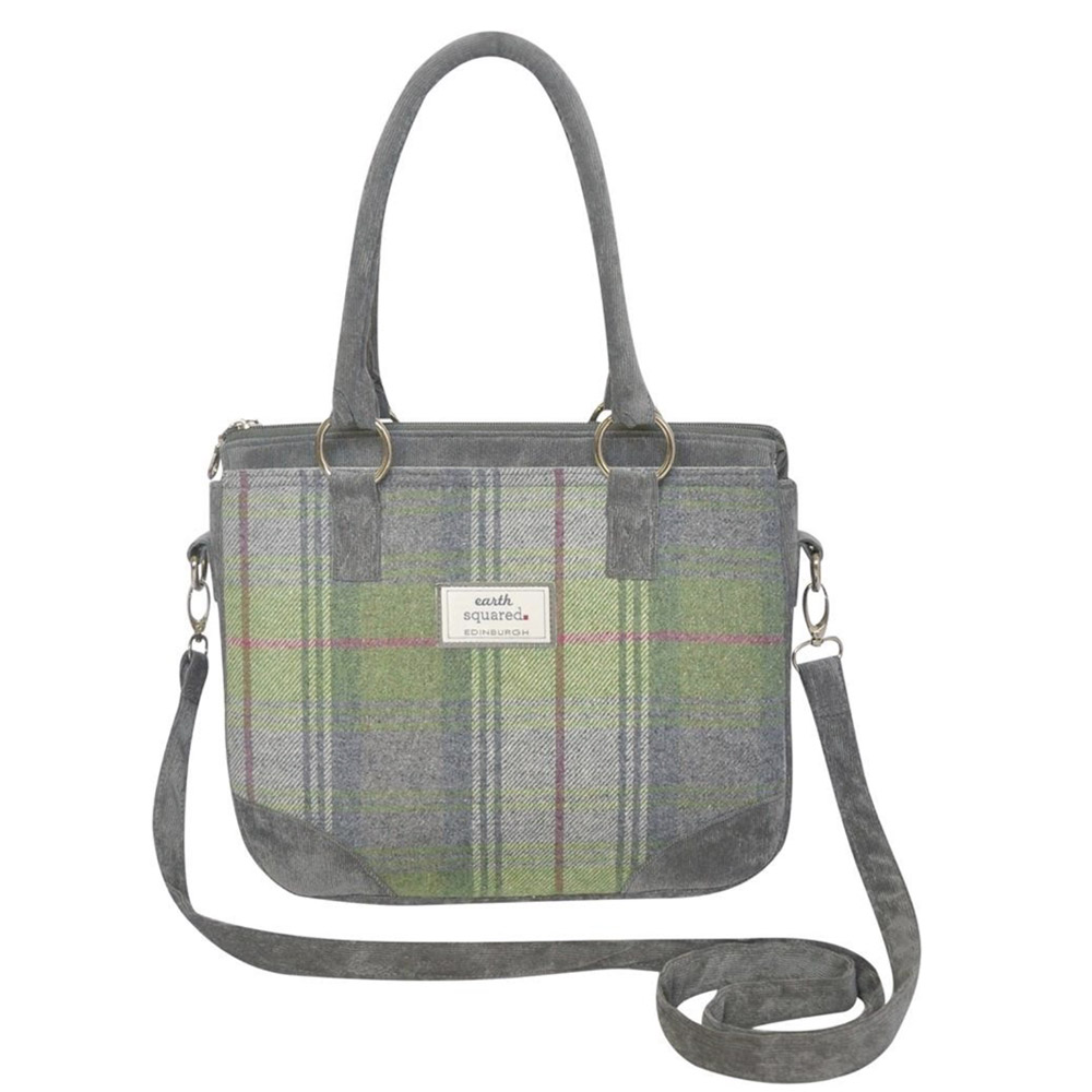 Earth Squared Saskia Tweed Bag