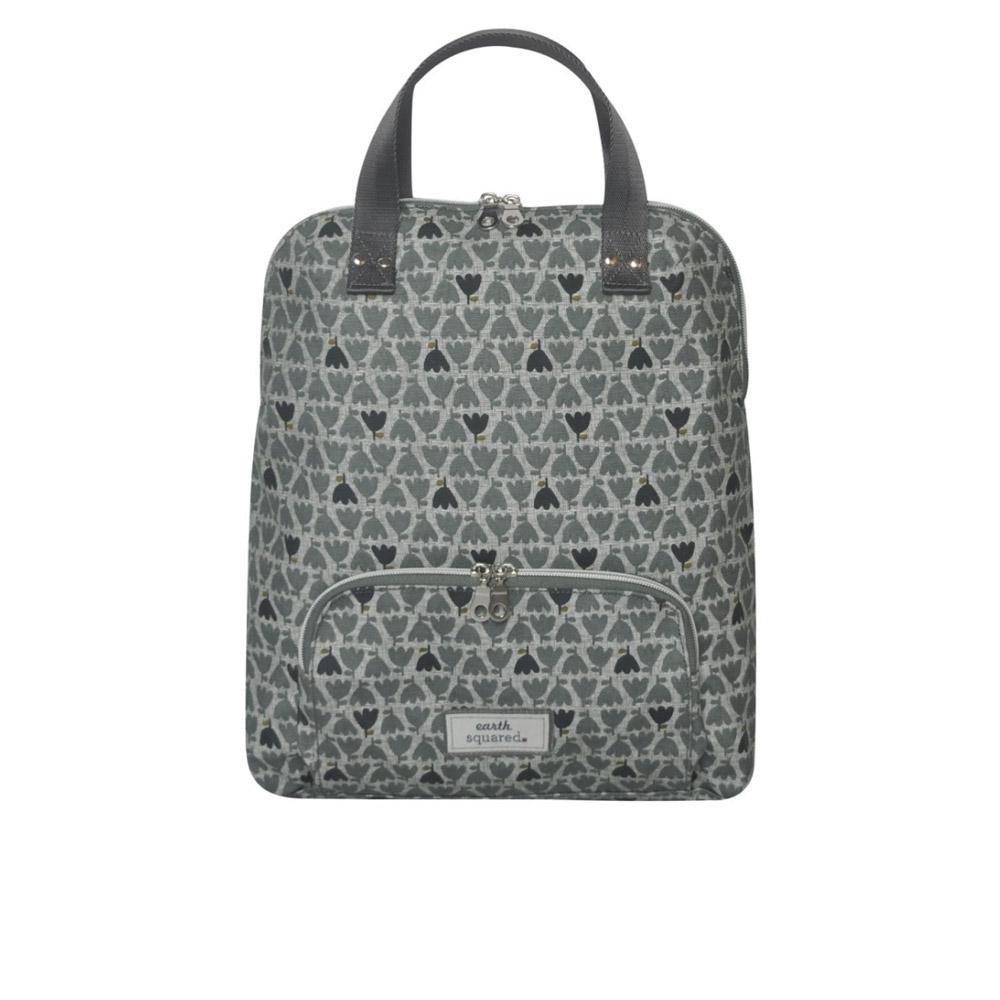 Earth Squared Oil Cloth Backpacks