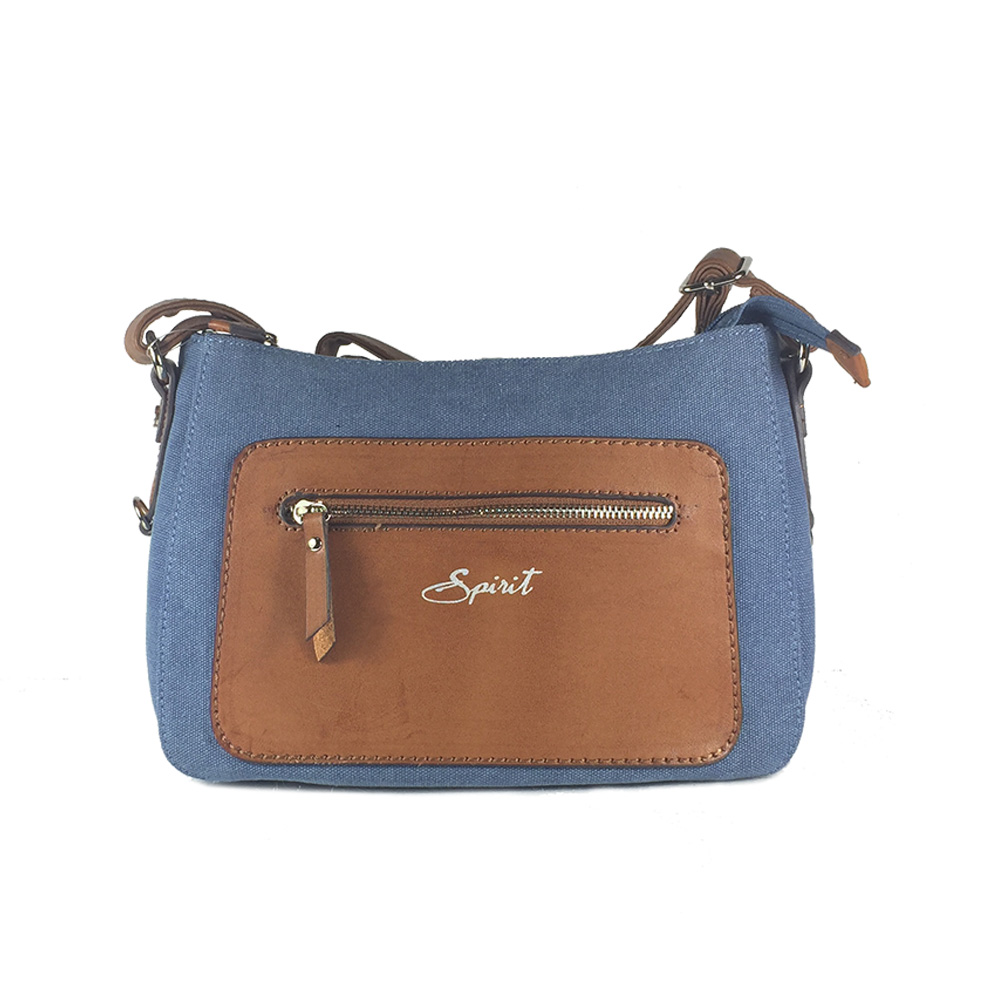 Spirit Canvas handbag