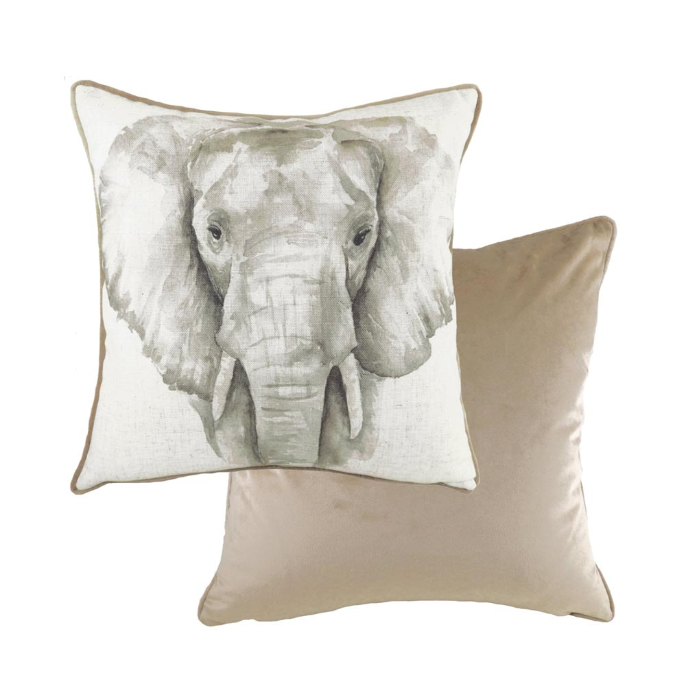 evans lichfield safari cushion
